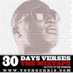 MIXTAPE: Young Chris – '30 Days, 30 Verses'