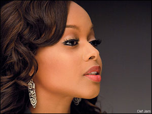 Chrisette Michele – 'Notebook'