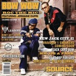 Bow Wow – 'Roc The Mic' (Feat. Jermaine Dupri) (Official Single Cover)