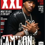 Cam'Ron on the cover of XXL