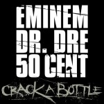 eminem crack a bottle official single cover 150x150