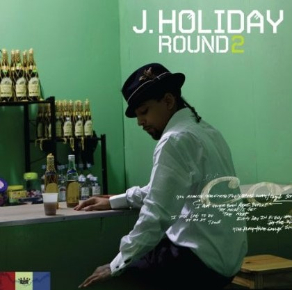 Listen to J. Holiday&#8217;s new album <em>Round 2</em> on MySpace