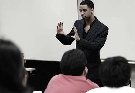ryan leslie lecture