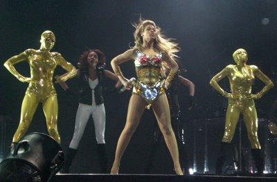 Beyonce's 'I Am..' Music Tour Performances