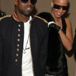 Amber Rose starring in Kanye's video for 'Robocop'