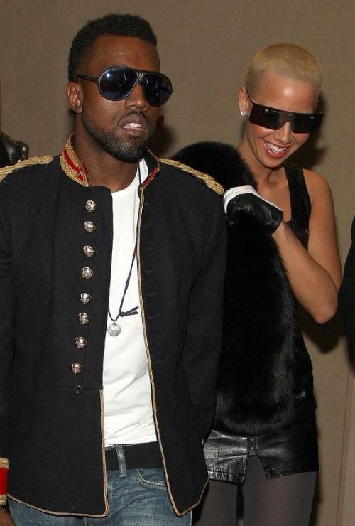 Kanye Confirms Amber Rose Split