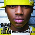 soulja boy turn my swag on official single cover 150x150