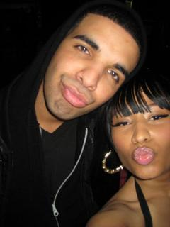 Nicki Minaj 2009 on Photos De Classe De Drake   Nicki Minaj   Coverglow Com