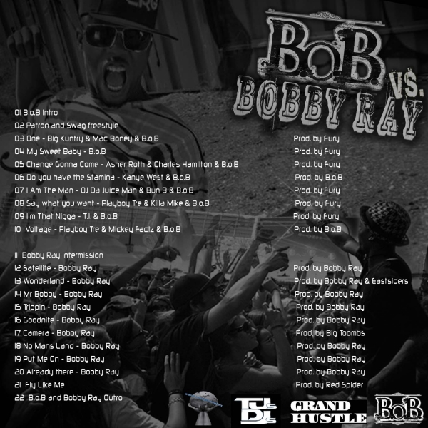 bob vs bobby ray back cover
