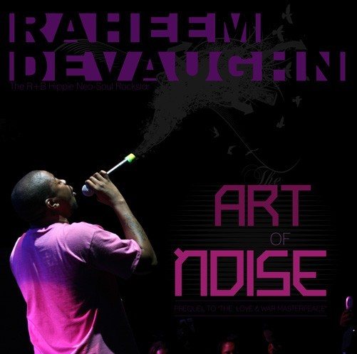 raheem art of noise front