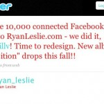 Ryan Leslie Announces New Album 'Transition'
