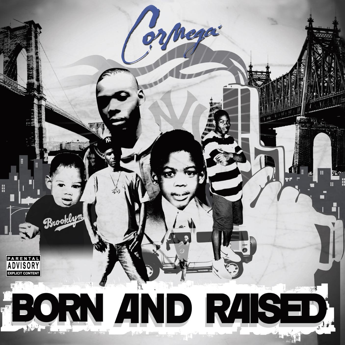 Cormega &#8211; <em>Born And Raised</em> (Album Cover &#038; Track List)