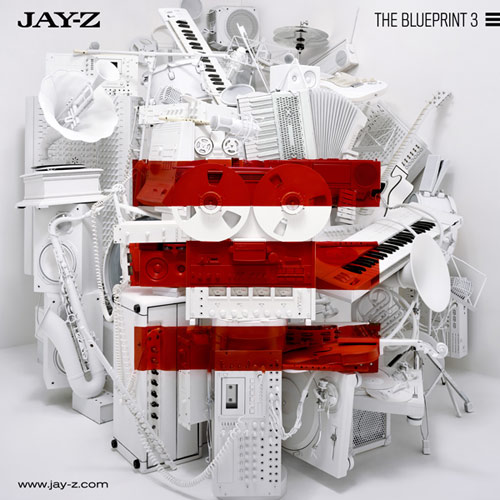Jay z the blueprint 3 official album cover track list hiphop ahh yes malvernweather Gallery