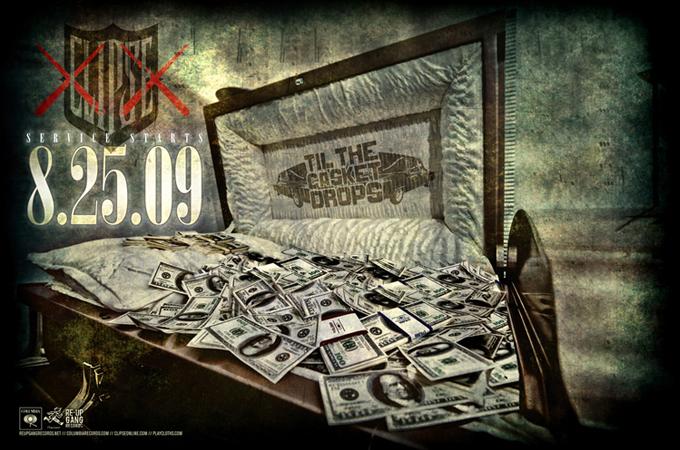The Clipse &#8211; <em>Til The Casket Drops</em> (Track List)