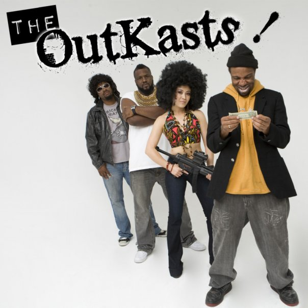 the outkasts front