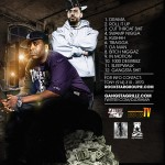 DJ Drama x Tony Yayo- 'Gangsta Paradise' (Artwork & Track List)