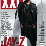 Jay-Z Covers XXL Magazine (October Issue)