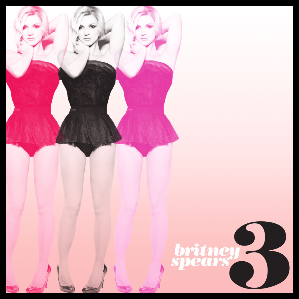 Britney Spears – '3' (Single Cover) | HipHop-N-More