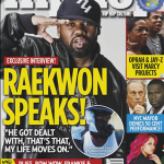 Raekwon x Joe Budden Cover HIP HOP WEEKLY Magazine