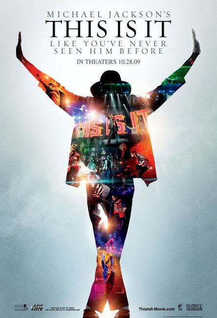 mj this is it movie poster big