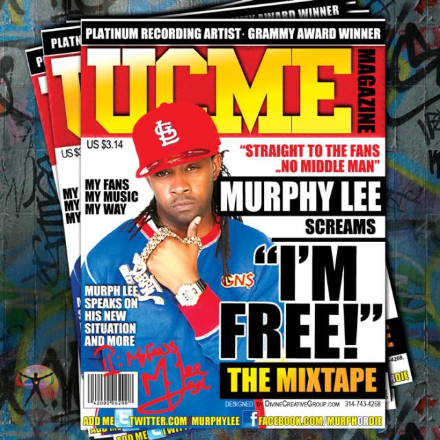 murphy lee im free front