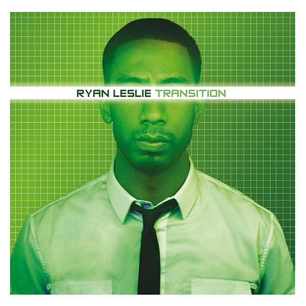 Ryan Leslie Transition Album Cover Hiphop N More