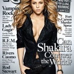 Shakira Covers RollingStone Magazine