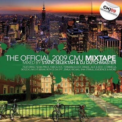 Mixtape: Statik Selektah & DJ Dutchmaster – 'The Official