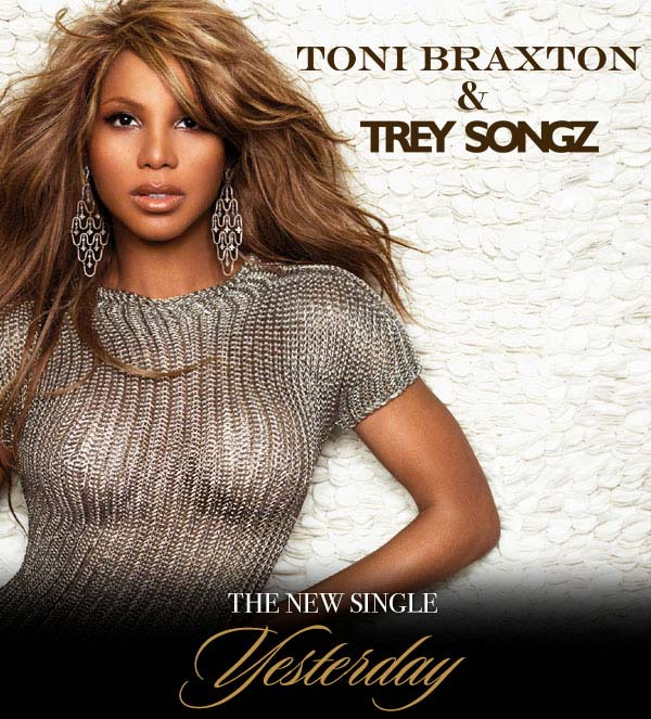 Enjoyable Toni Braxton Yesterday Feat Trey Songz Hiphop N More Hairstyles For Men Maxibearus