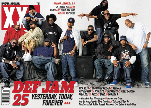 XXL Scans: Def Jam's Entire Discography & Record Sales   HipHop-N-More