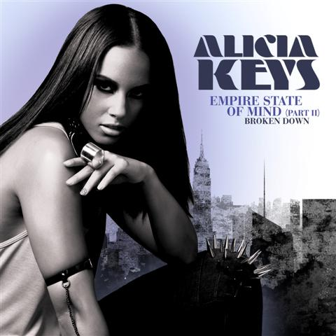 Alicia Keys – 'Empire State Of Mind Pt. 2 (Broken Down ... Alicia Keys Songs