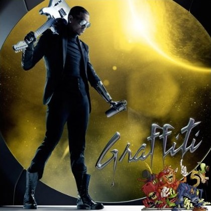 chris brown graffiti deluxe