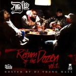 D12 – <em>Return Of The Dozen Vol. 2</em> (Album Cover & Track List)