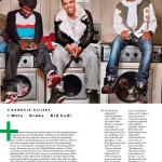 Wale, Drake & KiD CuDi Featured In GQ Magazine (December)