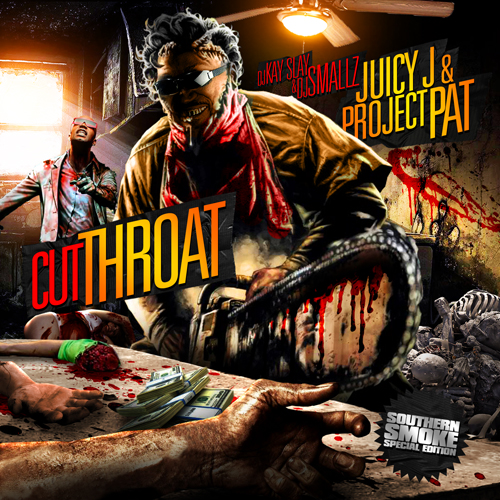 Mixtape juicy j project pat 39 cut throat 39 hiphop n more for Classic house music mixtapes