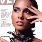 Alicia Keys Covers JET Magazine