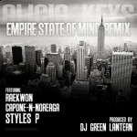 Alicia Keys – 'Empire State Of Mind 2′ (Feat. Raekwon, Capone-N-Noreaga & Styles P) (DJ Green Lantern Remix)