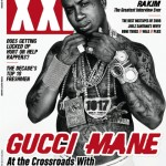 Gucci Mane Covers XXL (March 2010 Issue)