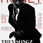 Trey Songz Covers Honey Magazine (January 2010 Issue)