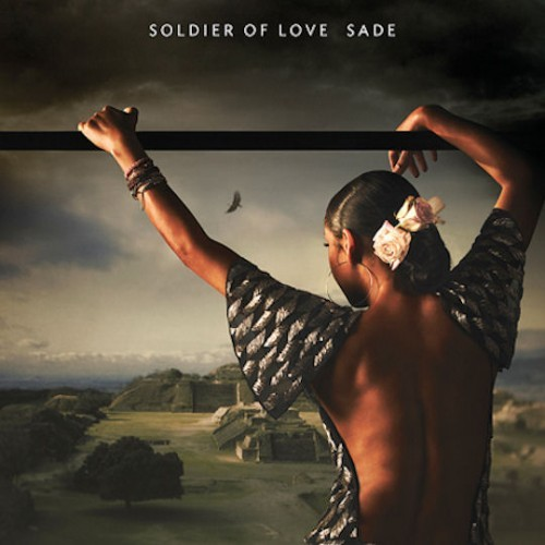 sade soldier of love album cover