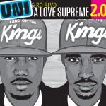 U-N-I – <em>A Love Supreme 2.0</em> (Album Cover & Track List)