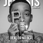 Wiz Khalifa Covers JENESIS Magazine (December Issue)