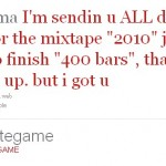 Game To Release '400 Bars'?