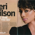 Keri Hilson Covers JET (January Issue)