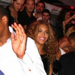Pics: Beyonce, Jay-Z & Usher Celebrate The New Year Together