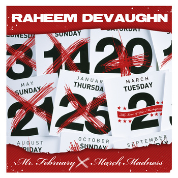 raheem devaughn mr february