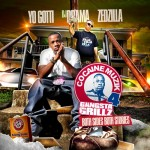 Mixtape: DJ Drama, Yo Gotti & Zedzilla – 'Cocaine Muzic 4′