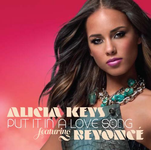 "Video: Alicia Keys ""Put It In A Love Song"" featuring"