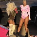 On The Sets: Nicki Minaj x Amber Rose – 'Massive Attack'