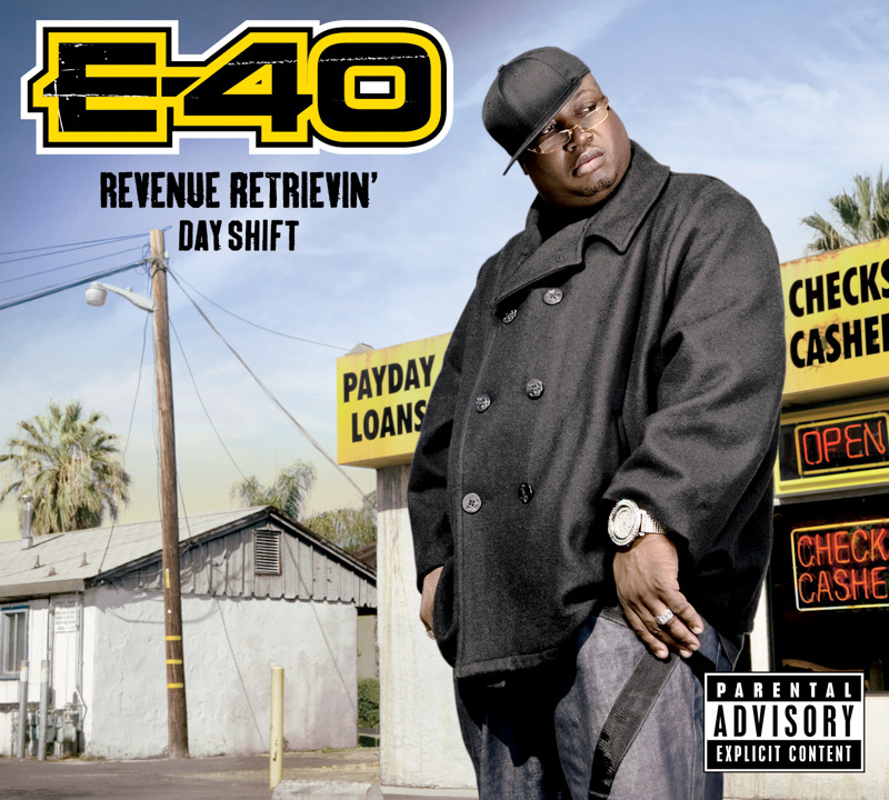 e 40 revenue day